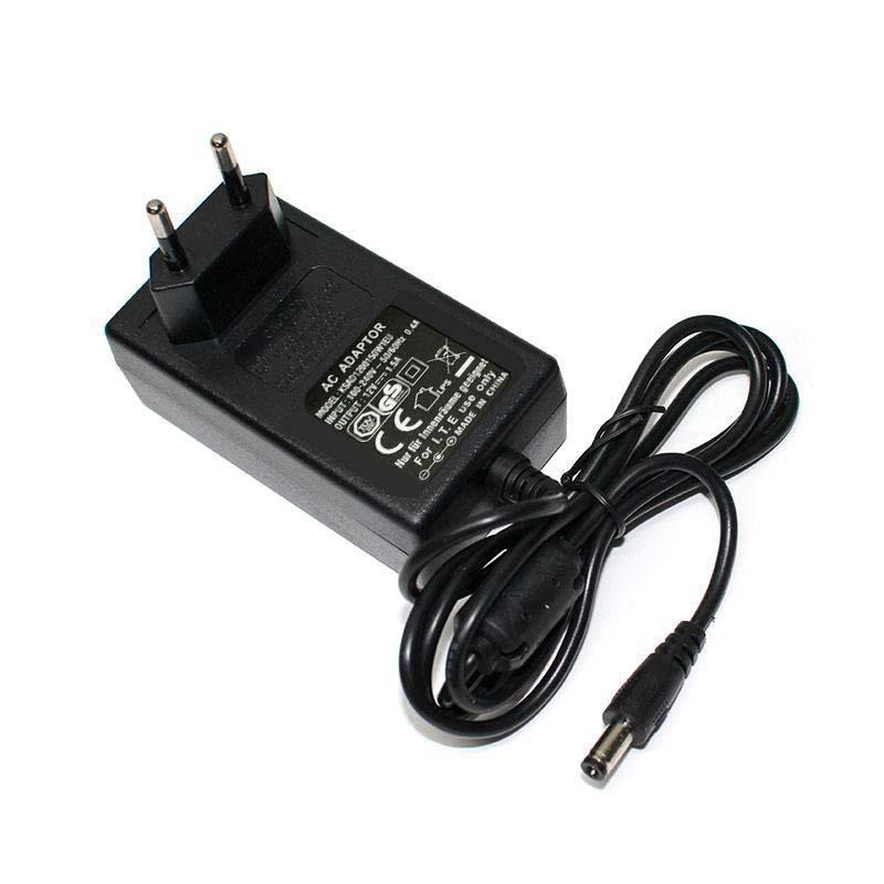 Adaptador de corrente DC12V/18W/1,5A