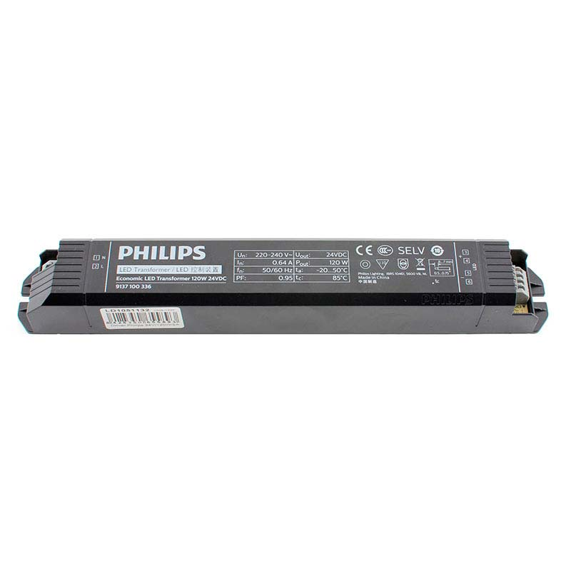 Transformador Philips DC24V/120W/5A