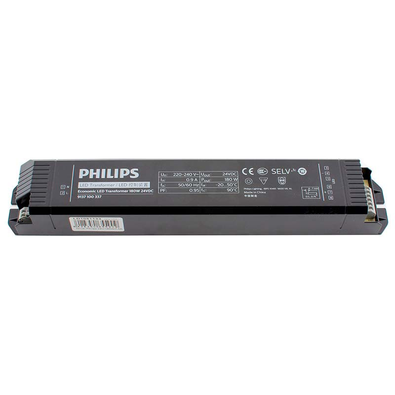 Transformador Philips DC24V/180W/7.5A