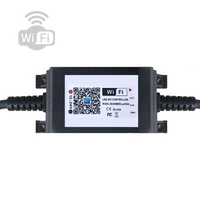 Controlador WiFi SPI RF Music Magic Home APP, IP65