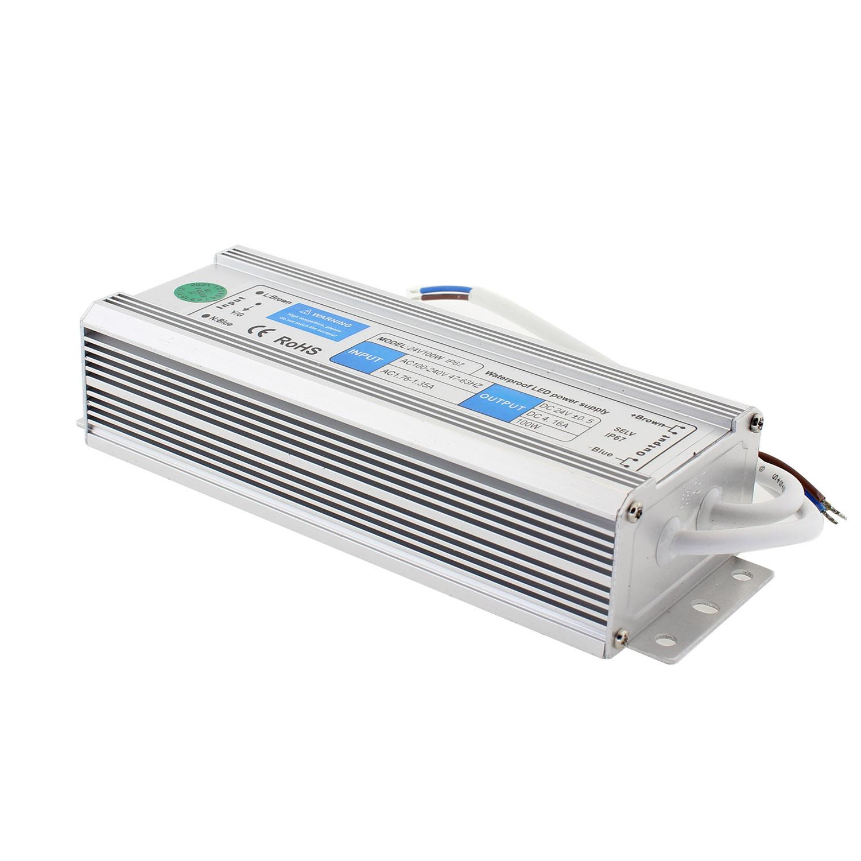 Alimentaci?n LED 24V/100W/4.2A Exterior