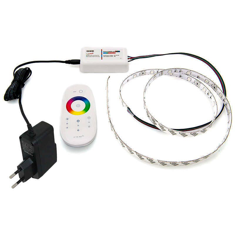 .4G full touch RGB LED Controller system