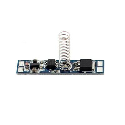 Dimmer Blue Touch Memory 43x10mm para tiras monocolor