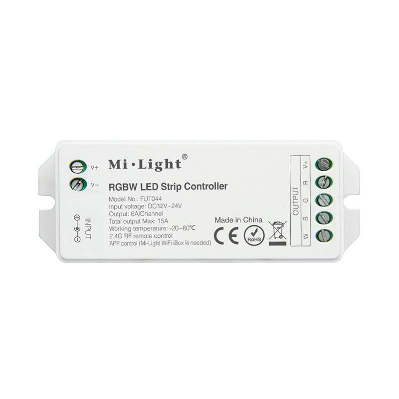 Controlador RGBW 15A - RF