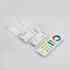 Kit Controlador RGB+CCT, 15A + mando táctil RF