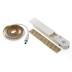 Sensor PIR + Temporizador + Fita LED SMD2835, IP65, 60l/m, 1m