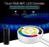 Controlador ROUND RGB, Alexa Voice Control