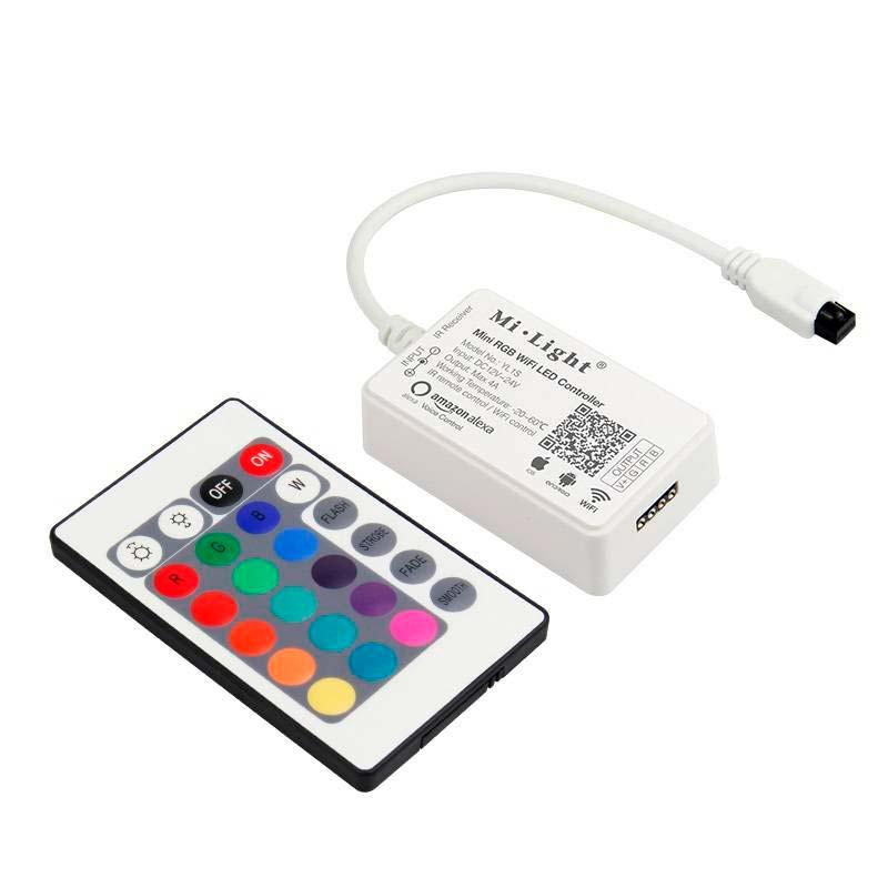 Controlador MINI RGB, Alexa Voice Control