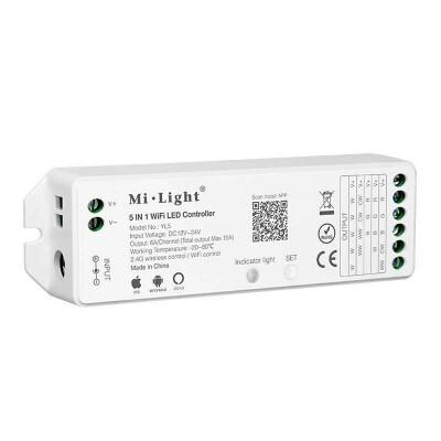 Controlador 5 en 1, WiFi APP, Alexa Voice Control