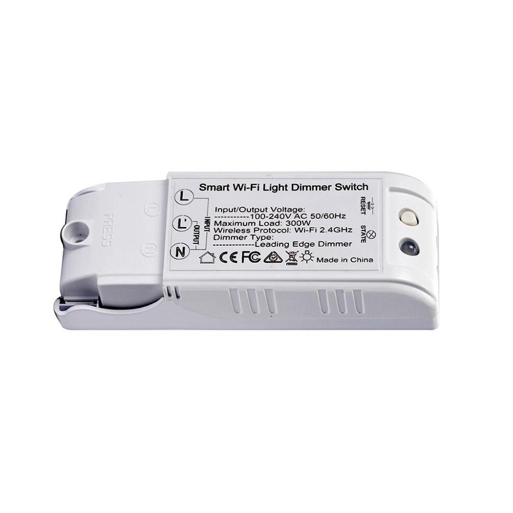 Controlador WiFi Switch/Dimmer 220V, Alexa / Google Home