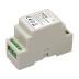 Controlador 5 en 1 carril DIN (MONO, CCT, RGB, RGBW, RGB+CCT)