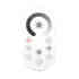 Controlador RF Mini fita LED monocolor + comando