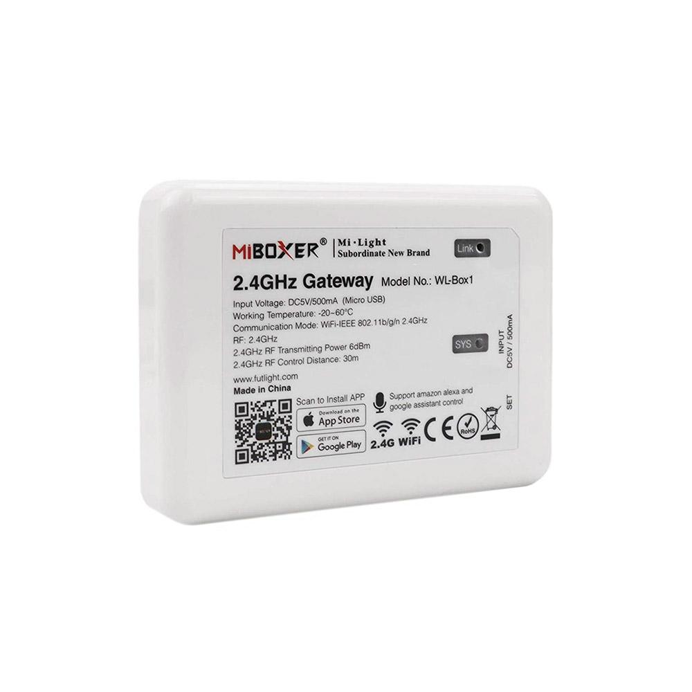 Controlador iBox WiFi Gateway RGB+CCT
