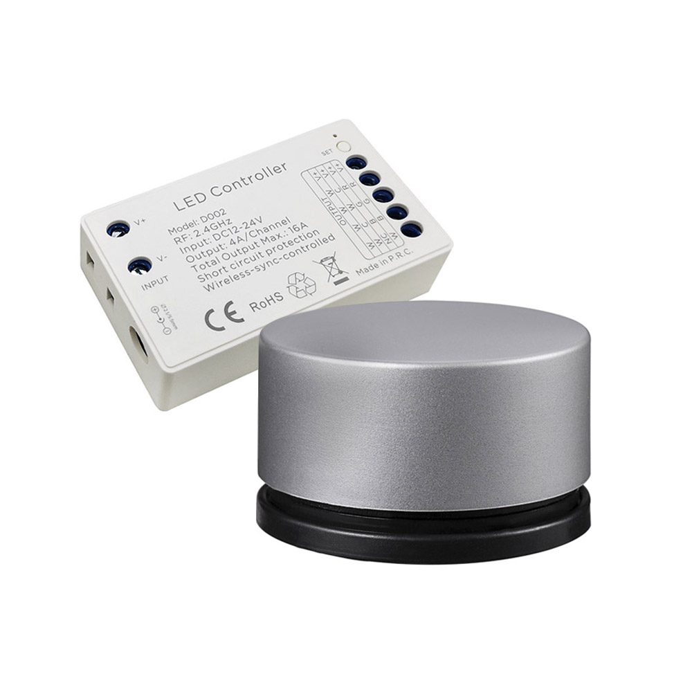 Set Controlador D1 4x4A + mando a distancia 1Z RF