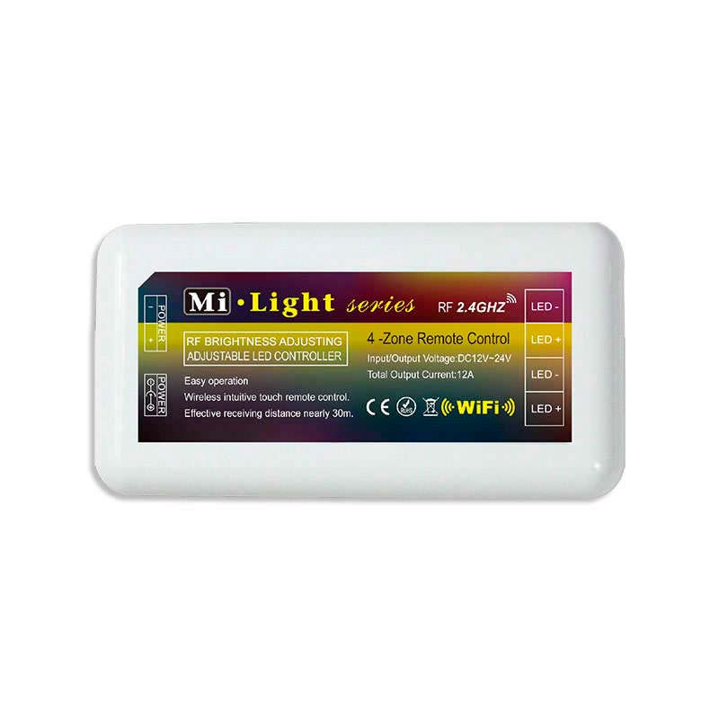 Controlador monocolor RF 4 zonas