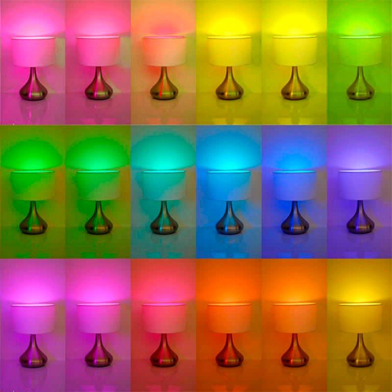 Mando táctil RF - RGB/RGBW 4 zonas