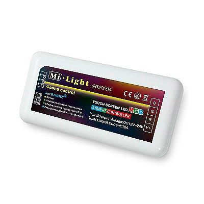 Controlador RGB - RF 4 zonas