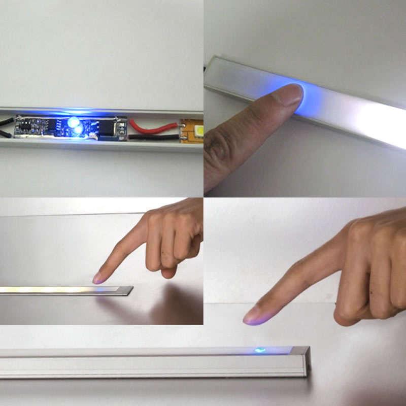 Dimmer Blue Touch para tiras monocolor