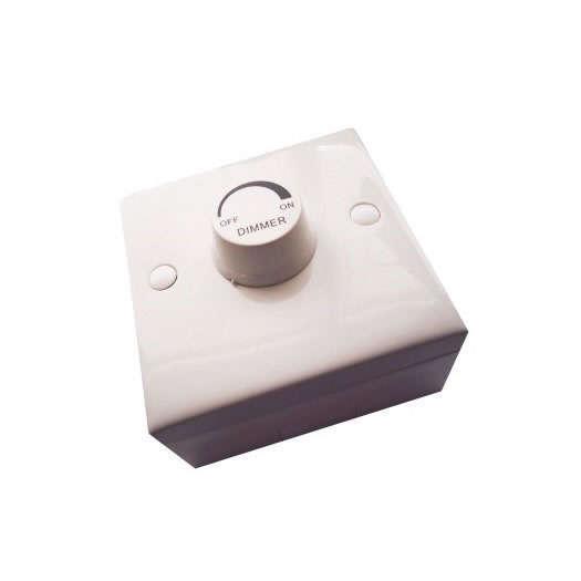 Controlador para tira LED monocolor 12/24VDC Dimmer