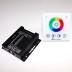 Controlador RF RGBW táctil encastrar + comando à distancia
