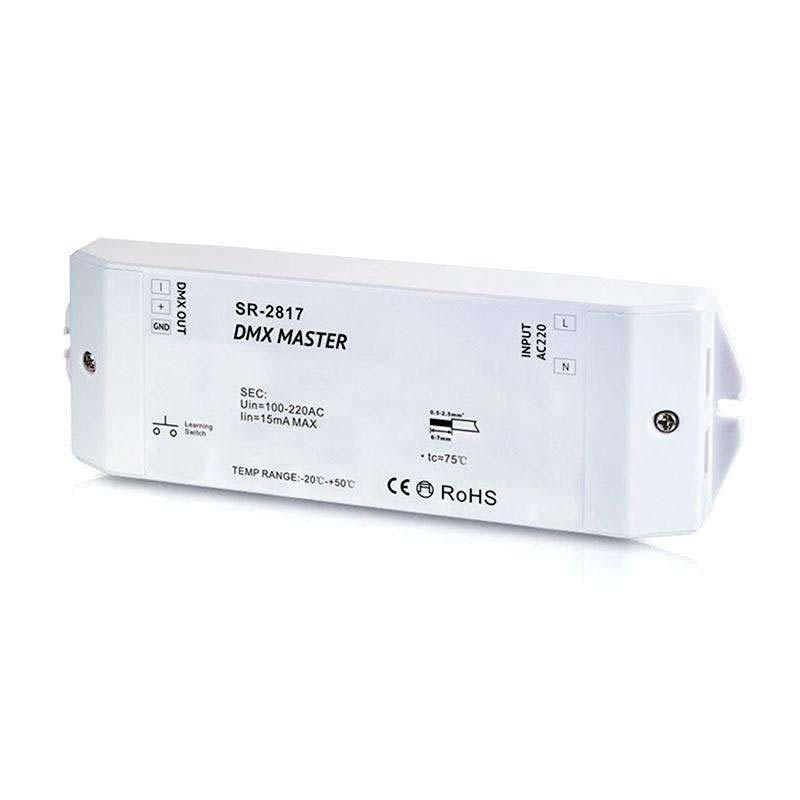Master LB2817Wi DMX512, WiFi