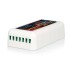 DMX512 RGB+CCT controlador RF