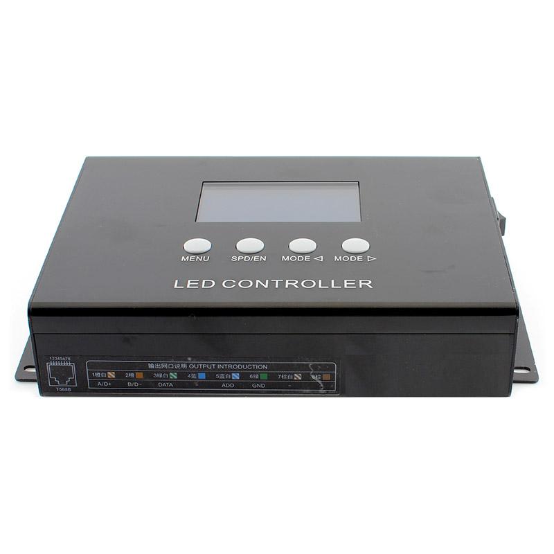 Controlador dmx512 8ch seekway ledbox for Ejemplo protocolo autocontrol piscinas