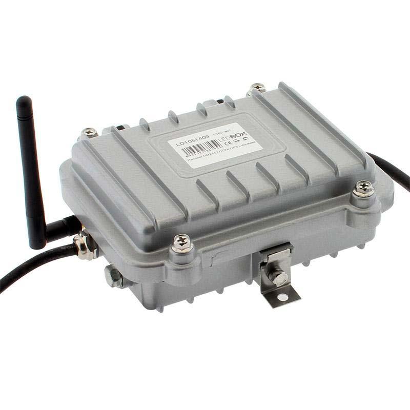 Decoder DMX512, DC24V, IP65, Wireless