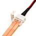 Cabo de conexão direta para fita LED monocolor (2 Pin) 8mm