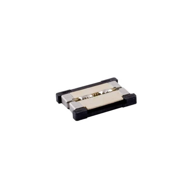 União / conector rigido CLICK para fitas LED monocor, 10mm