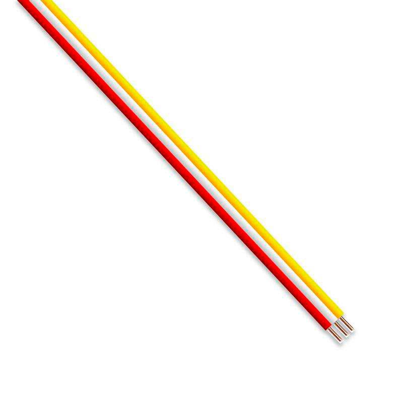 Cable paralelo 3x0,50mm, 1m