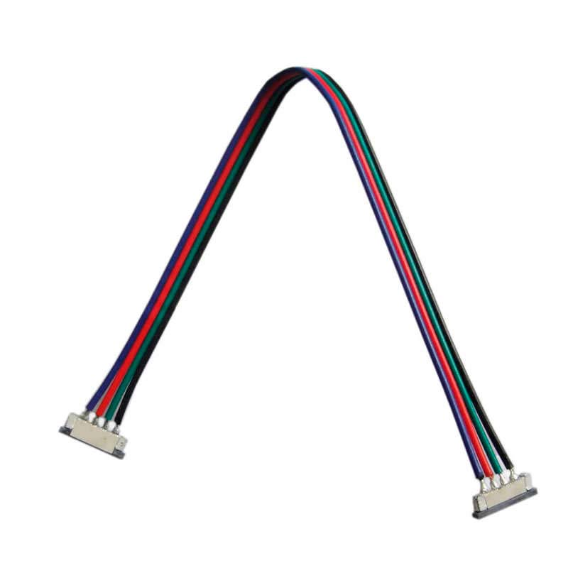 Cable de conexión directa de tiras LED RGB (4 Pin ) 10mm