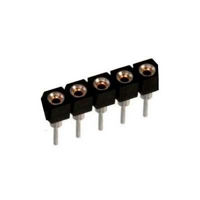 Conector Macho / Hembra para tiras LED RGBW (5 Pin)