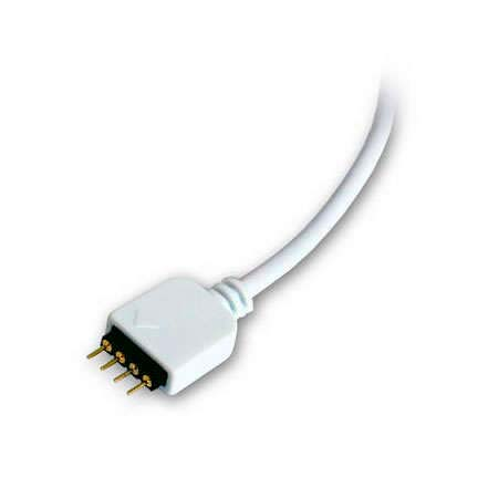 Cable de conexión para tiras LED RGB (4 Pin) 15cm