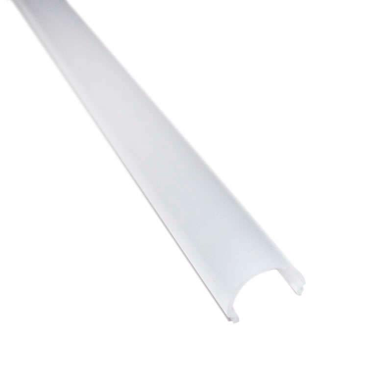 Cubierta translúcida para perfil STUV, 1 metro