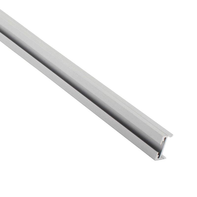 Perfil aluminio ALKAL SUSPEND para fitas LED, 1 metro