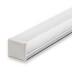 Perfil aluminio ALKAL para tiras LED, 1 metro