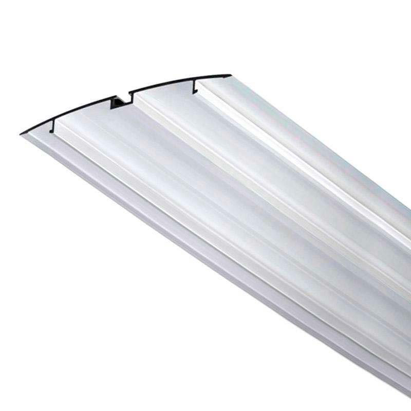 Perfil suspensión aluminio MULTIBIG, 1 metro