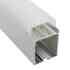 KIT - Perfil aluminio NORLUX para tiras LED, 1 metro