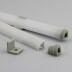 KIT - Perfil plástico ROD IP68 para fitas LED, 1 metro