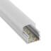 KIT - Perfil aluminio BOLL para tiras LED, 1 metro