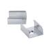 Clip montagem para perfil de aluminio