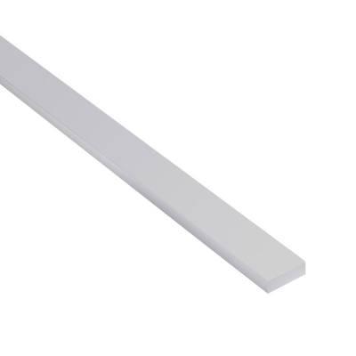 Pletina disipadora de calor para tiras LED, 3*12,5mm, 1m