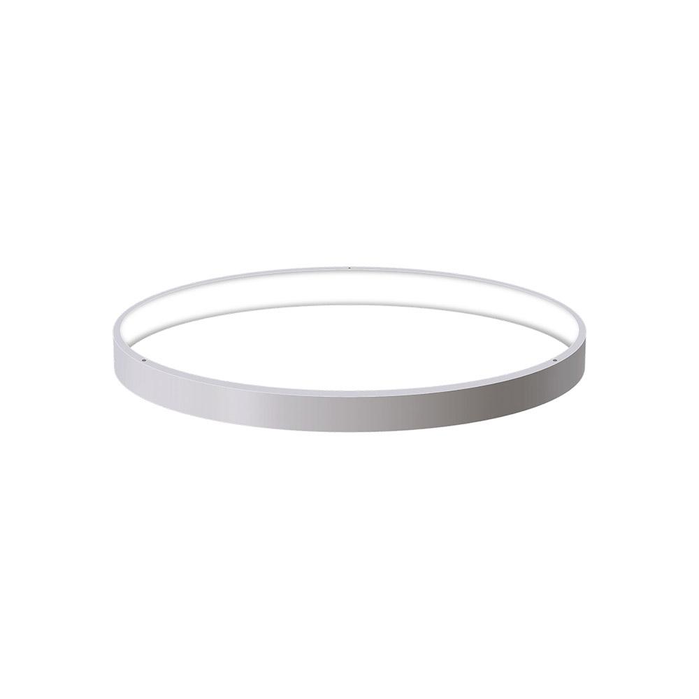 KIT - Perfil aluminio circular CYCLE IN, Ø400mm, blanco