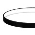 KIT - Perfil aluminio circular CYCLE IN, Ø400mm, negro