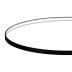 KIT - Perfil aluminio circular CYCLE IN, Ø1000mm, negro