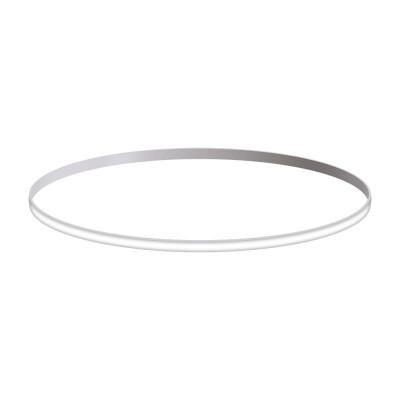 KIT - Perfil aluminio circular CYCLE OUT, Ø1000mm, blanco