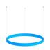 KIT - Perfil aluminio circular RING, Ø1200mm, branco