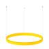 KIT - Perfil aluminio circular RING UP, Ø1000mm, blanco