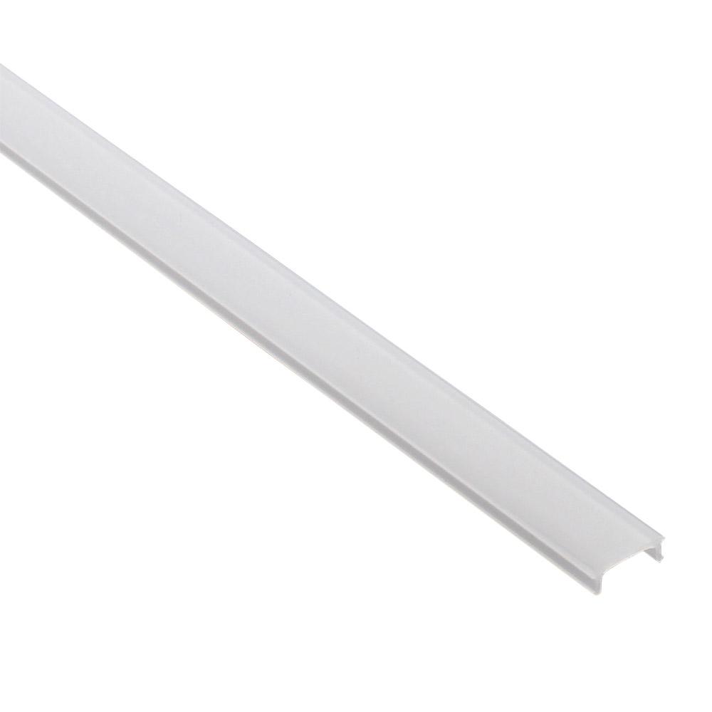 Cubierta translúcida para perfil PHANTER S1, 1 metro